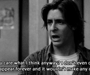The Breakfast Club, quote, and movie image