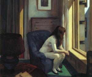 edward hopper and painting image