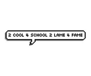 cool, fame, and overlay image