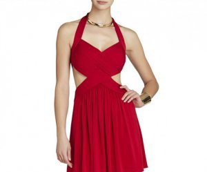 BCBG, cocktail, and dress image