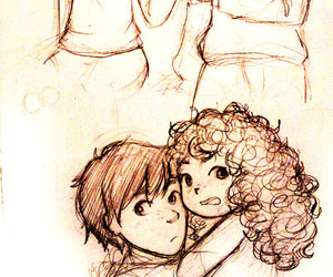 merida and hiccup image