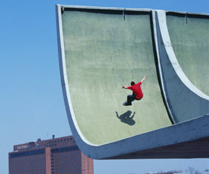 awesome, skate, and half image