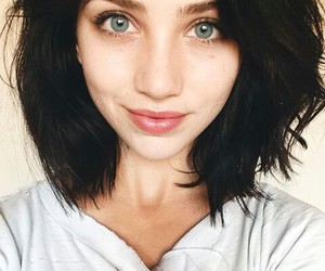 emily rudd, model, and eyes image