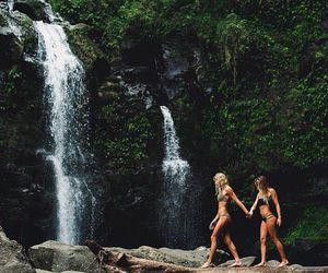 amigos, bikini, and blonde image