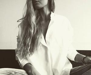 blogger, brune, and model image