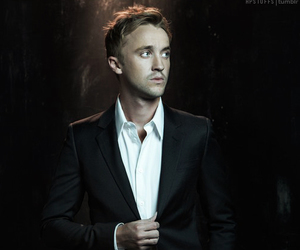 tom felton and harry potter image