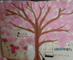 handprints and wreck this journal image