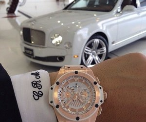 car, expensive, and luxury image