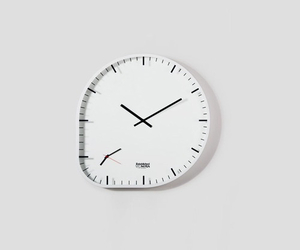 white, clock, and aesthetic image