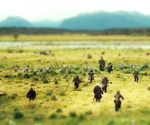 lord of the rings, LOTR, and nature image