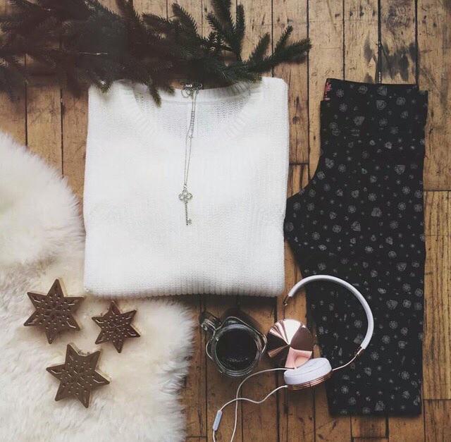 clothes, christmas, and fashion image
