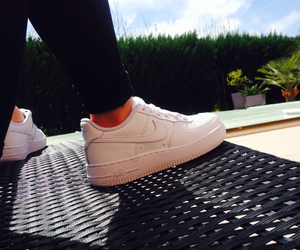 air force, air force 1, and chaussures image