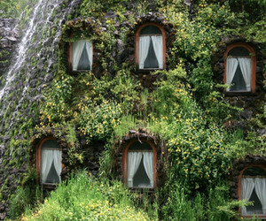 chile, curtains, and hobbit image