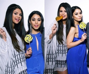 fashion, selena gomez, and vanessa hudgens image