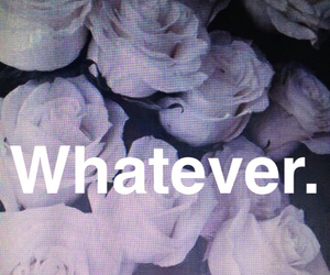 background, whatever, and flowers image