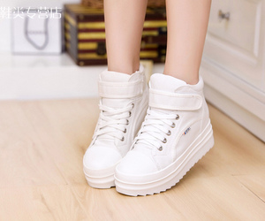 shoes and white shoes image