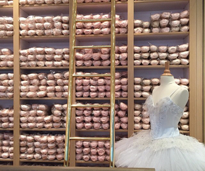 ballet, pink, and perfect image