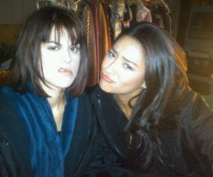 pretty little liars, shay mitchell, and lindsey shaw image