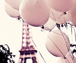 balloons, Dream, and pink image