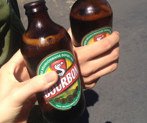beer, chill, and hands image