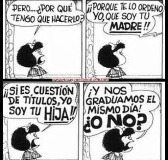 Mafalda quotes shared by ~Daydreamer~ on We Heart It