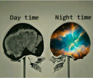 day time, Dream, and night time image