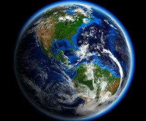earth, earth day, and globe image