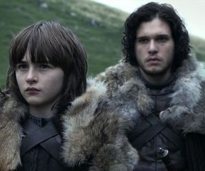 game of thrones, jon snow, and series image