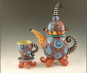 ceramic creativity .. image