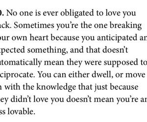 broken heart, heartbreak, and life image