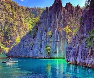 paradise, Philippines, and travel image