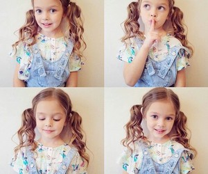 kids, girl, and cute image