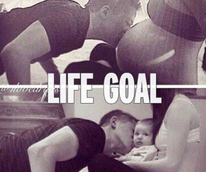 baby, life goal, and cute image