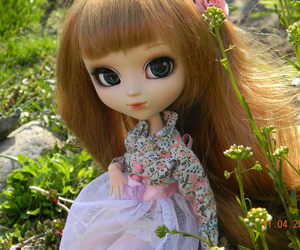 doll, pretty, and pullip image
