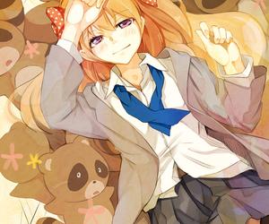 anime, girl, and shoujo image