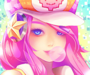 miss fortune, lol, and league of legends image