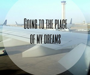 dreams, fly, and goals image