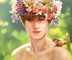 exo, kai, and fanart image