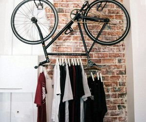 bike, clothes, and Dream image