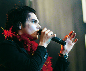 gerard way, my chemical romance, and mcr image