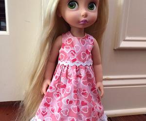 beautiful, rapunzel, and disney princess image