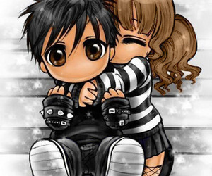 I Love You and emo love image