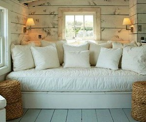 Dream, white, and home image
