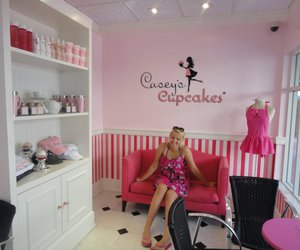 cupcakes, dress, and girly image