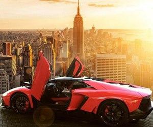 Lamborghini and car image