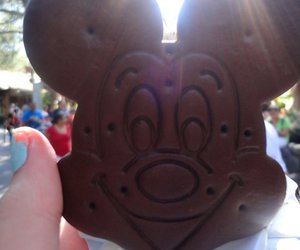 cake, cookie, and disney image