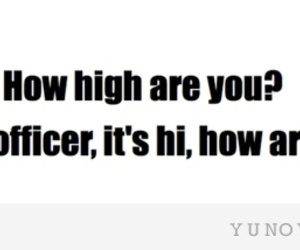 high, drugs, and funny image