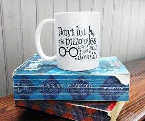 harry potter, book, and muggles image