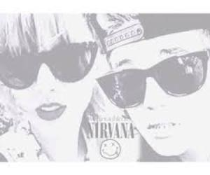 black and white, Taylor Swift, and justin bieber image
