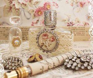 vintage, perfume, and pretty image